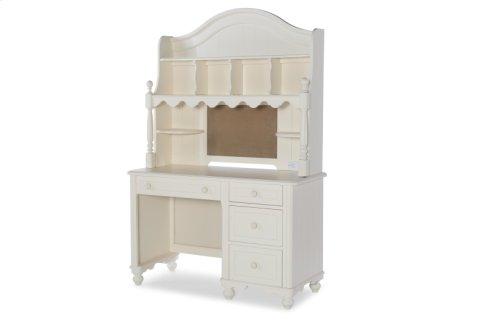 Summerset - Ivory Desk Hutch