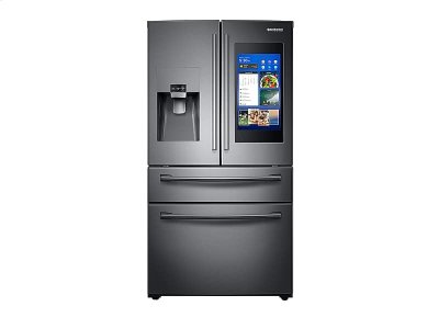 28 cu. ft. 4-Door French Door with 21.5 in. Connected Touch Screen Family Hub Refrigerator Product Image