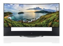 "Curved 4K UHD Smart LED TV - 105"" Class (104.6"" Diag)"