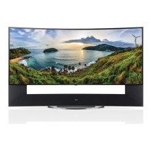 "Curved 4K UHD Smart LED TV - 105"" Class (104.6"" Diag)"