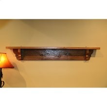 Western Traditions - Saloon Shelf 3'l To 6'l - (4′)