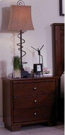 Night Stand - Espresso Pine Finish Product Image
