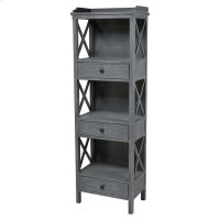 Chilmark 3-drawer Shelving Unit Product Image