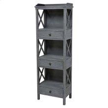 Chilmark 3-drawer Shelving Unit