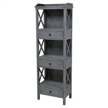 Chilmark 3-drawer Shelving Unit