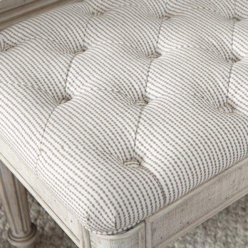 Linen Grace Bed Bench