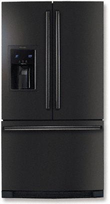 Standard-Depth French Door Refrigerator with Wave-Touch Controls