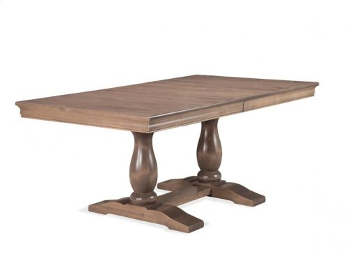 Monticello 42x60+2-12 Dining Table