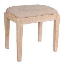 BE-2 Upholstered Vanity Bench