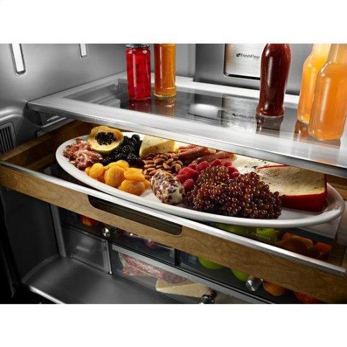 KitchenAid® 23.8 cu. ft. 36 - PrintShield Stainless