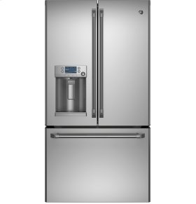 GE Café Series ENERGY STAR® 27.8 Cu. Ft. French-Door Refrigerator with Hot Water Dispenser