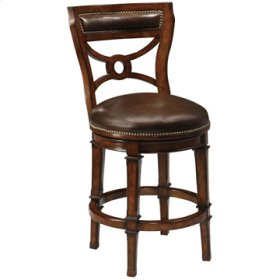 Delaware Swivel Counter Stool