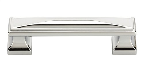 Wadsworth Pull 3 3/4 Inch - Polished Chrome