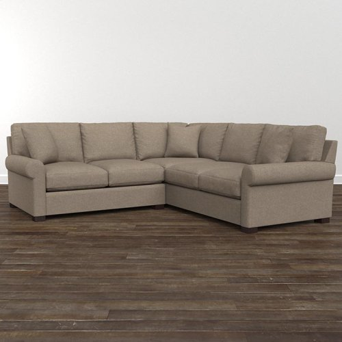 American Casual Scarborough Small L-Shaped Sectional