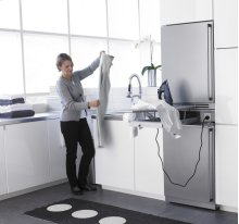 Fully Integrated panel ready dryer