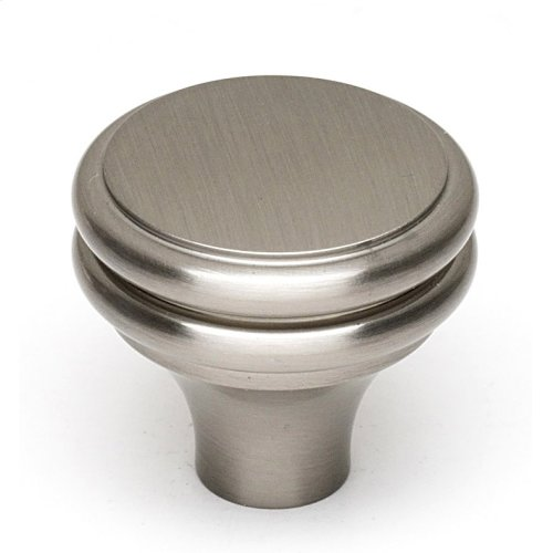 Knobs A1154 - Satin Nickel