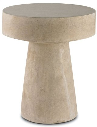 Higham Accent Table - 20rd x 24h