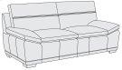 Prescott Loveseat in Mocha (751) Product Image