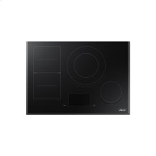 "30"" Induction Cooktop, Black Glass"