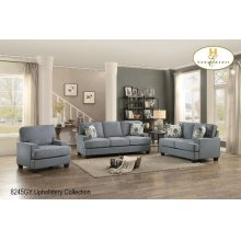 Sofa with Sleeper (to view see Homelegance catalogue page S-89)