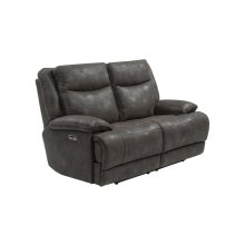 Lawson Gray Loveseat