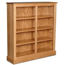 "Classic Short Category II Bookcase, Classic Short Category II Bookcase, 1-Adjustable Shelf, 50""w"