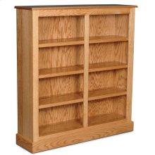 "Classic Short Category II Bookcase, Classic Short Category II Bookcase, 1-Adjustable Shelf, 50""w"