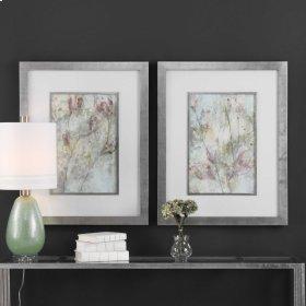 Flower Dreams Framed Prints, S/2