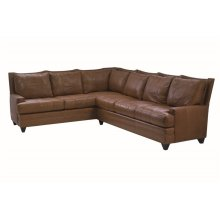 Catalina Corner Chair (Leather)