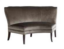 Cucina Curved Banquette