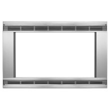 "24"" 1.5 cu. ft. Countertop Microwave Trim Kit Model MK1154XVS"
