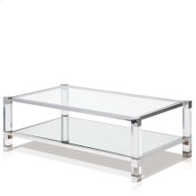 Yves Rectangular Coffee Table