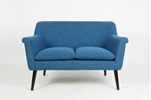 Marconi Loveseat - Royal Blue