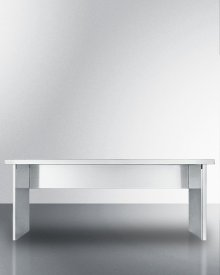 Stainless Steel Appliance Station for All C60el/c60elglass Combination Kitchens