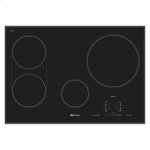 "Jenn-AirBlack Floating Glass 30"" Induction Cooktop"