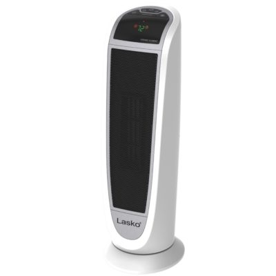 Digital Ceramic Tower Heater with Remote Control
