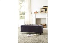 Lift-Top Storage Bench, Purple