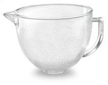 4.8 Tilt-Head Hammered Glass Bowl - Other