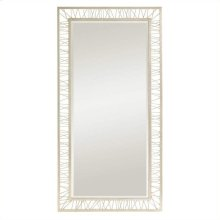 Crestaire - Palm Canyon Floor Mirror In Argent