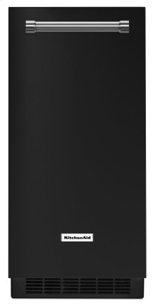 15'' Automatic Ice Maker - Black