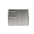 """31"""" Combination Storage: Door and Drawers Cabinet Product Image"""