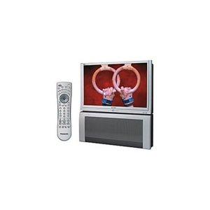 "Panasonic47"" Diagonal CRT Projection HDTV Monitor"