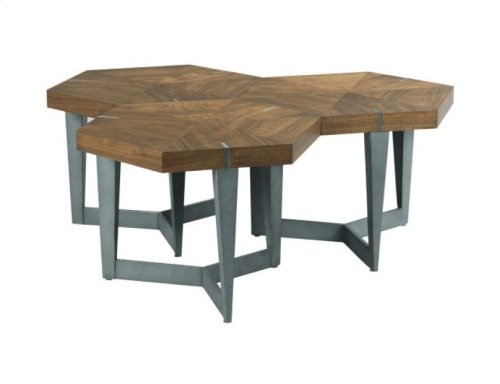 Echo Bunching Cocktail Table