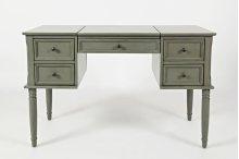 Avignon Grey Flip Top Desk