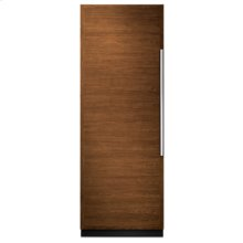 "30"" Built-In Refrigerator Column (Left-Hand Door Swing)"