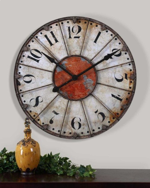 Ellsworth Wall Clock