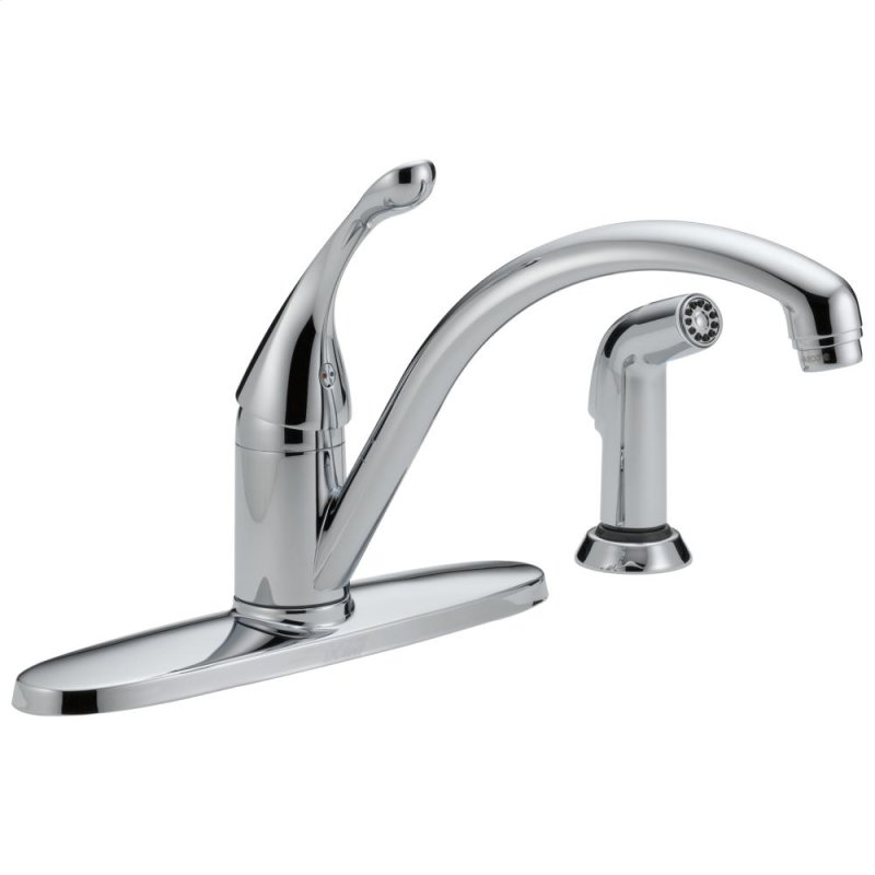 440WEDST in Chrome by Delta Faucet Company in New Milford, CT ...
