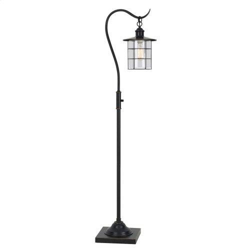 60W Silverton Floor Lamp (Edison bulb included)