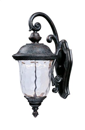 Carriage House LED Outdoor Wall Mount