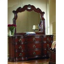 Timeless Elegance Drawer Dresser & Mirror